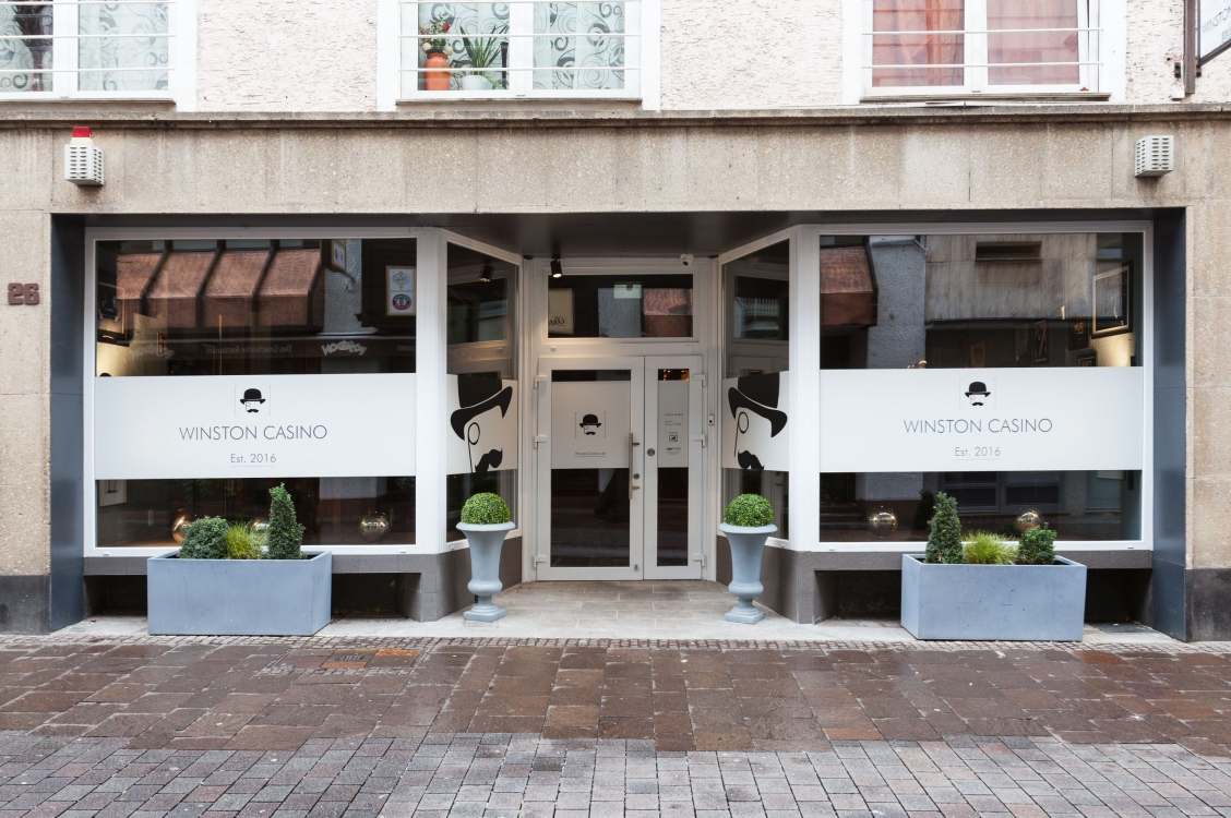 Winston Casino Koblenz Eingang